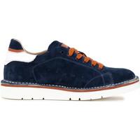 Scarpe Uomo Sneakers basse Café Noir TS6010 Blu