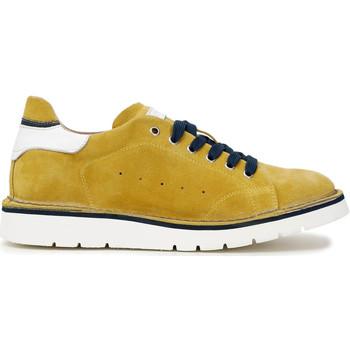 Scarpe Uomo Sneakers Café Noir TS6010 Giallo