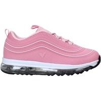 Scarpe Bambina Sneakers basse Sweet Years S21-S00SK410 Rosa