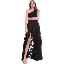Abbigliamento Donna Abiti lunghi Federica Tosi FTE20AB070.0CH0013 Nero