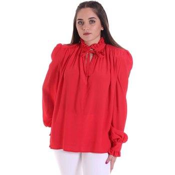 Abbigliamento Donna Top / Blusa Cristinaeffe 0138 2291 Rosso