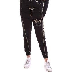 Abbigliamento Donna Pantaloni da tuta Cristinaeffe 4962 Nero