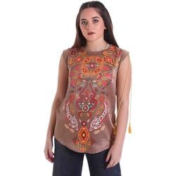 Abbigliamento Donna Top / Blusa Cristinaeffe 5660 Beige