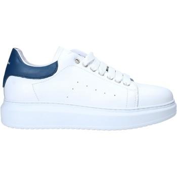 Scarpe Uomo Sneakers basse Exton 955 Bianco