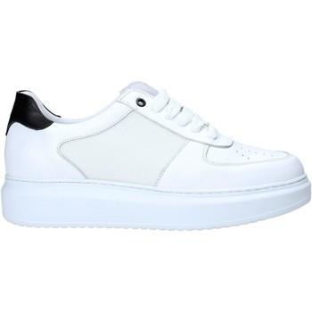 Scarpe Uomo Sneakers basse Exton 956 Bianco