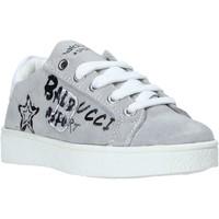 Scarpe Unisex bambino Sneakers basse Balducci BS642 Grigio