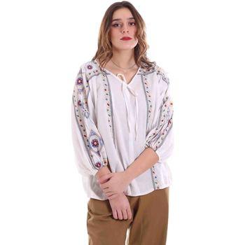 Abbigliamento Donna Top / Blusa Alessia Santi 011SD45039 Bianco