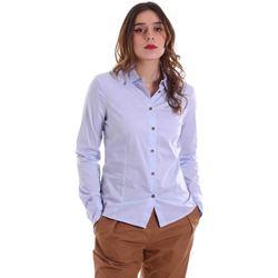 Abbigliamento Donna Camicie Alessia Santi 011SD45049 Blu