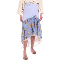 Abbigliamento Donna Gonne Alessia Santi 011SD75003 Blu