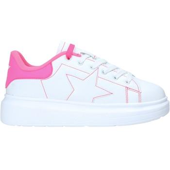 Scarpe Unisex bambino Sneakers basse Shop Art SA050303 Bianco