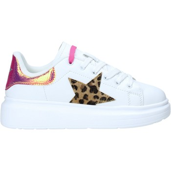 Scarpe Unisex bambino Sneakers basse Shop Art SA050305 Bianco