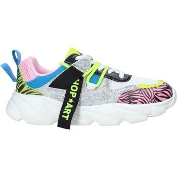 Scarpe Unisex bambino Sneakers basse Shop Art SA050322 Rosa
