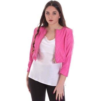 Abbigliamento Donna Giacche Cristinaeffe 0303 2348 Rosa