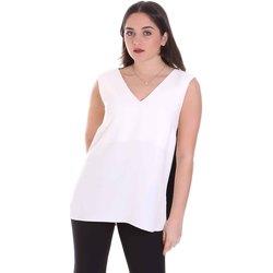 Abbigliamento Donna Top / Blusa Cristinaeffe 1203 2496 Bianco