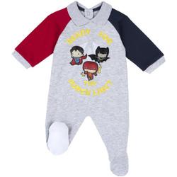 Abbigliamento Unisex bambino Tuta jumpsuit / Salopette Chicco 09002134000000 Grigio