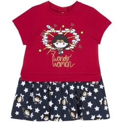 Abbigliamento Bambina Vestiti Chicco 09003951000000 Rosso