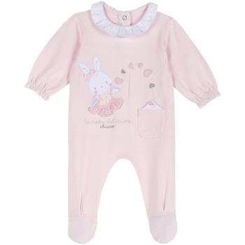 Abbigliamento Unisex bambino Tuta jumpsuit / Salopette Chicco 09023955000000 Rosa