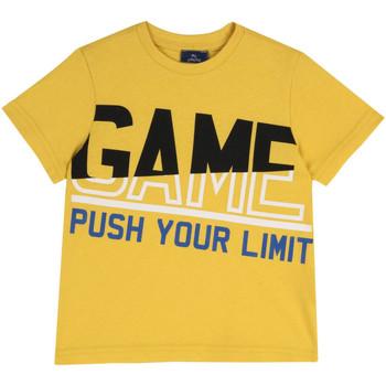 Abbigliamento Unisex bambino T-shirt maniche corte Chicco 09067134000000 Giallo