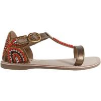Scarpe Bambina Sandali Cheiw 47117 Marr?n