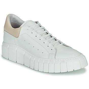 Scarpe Donna Sneakers basse Sweet Lemon PLANTO Bianco / Beige