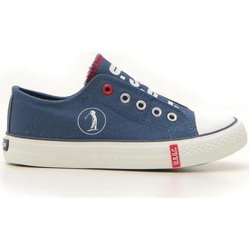 Scarpe Bambino Sneakers basse Golf Club 535 BLU
