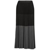 Abbigliamento Donna Gonne Ikks COLUMBA Nero