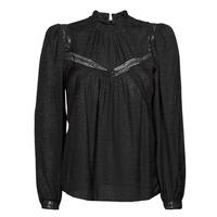 Abbigliamento Donna Camicie Ikks CHANFE Nero