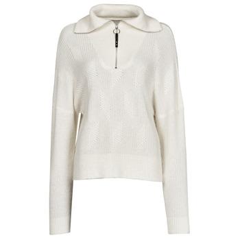 Abbigliamento Donna Maglioni Ikks AVINON Bianco