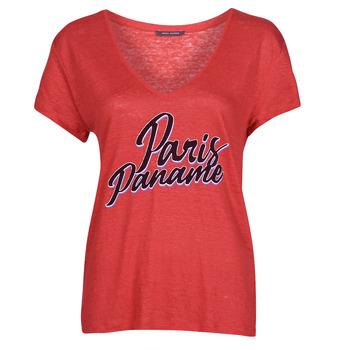 Abbigliamento Donna T-shirt maniche corte Ikks CARRY Rosso