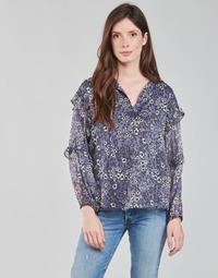 Abbigliamento Donna Top / Blusa Ikks BABAR Blu