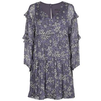 Abbigliamento Donna Abiti corti Ikks FRENNU Blu