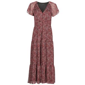 Abbigliamento Donna Abiti lunghi Ikks HELIONA Rosso