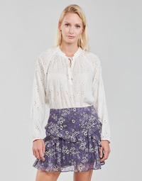 Abbigliamento Donna Top / Blusa Ikks FANILA Ecru