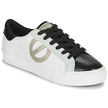 Scarpe Donna Sneakers basse No Name ARCADE SIDE Bianco / Nero