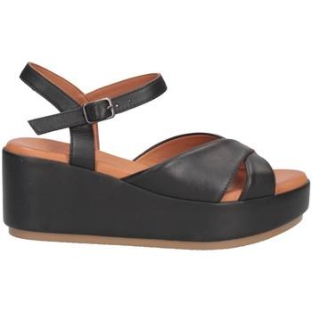 Scarpe Donna Sandali Hersuade 1500 Sandalo Donna NERO NERO