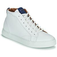 Scarpe Uomo Sneakers alte Schmoove SPARK MID Bianco