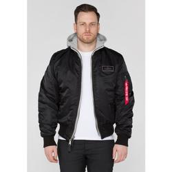 Abbigliamento Uomo Giacche sportive Alpha Veste  MA-1 D-Tec noir