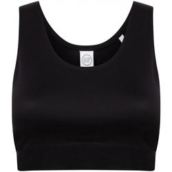 Abbigliamento Bambina Reggiseno sportivo Skinni Fit SM236 Nero