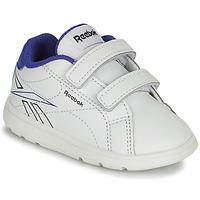 Scarpe Bambino Sneakers basse Reebok Classic RBK ROYAL COMPLETE Bianco / Blu