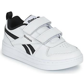 Scarpe Unisex bambino Sneakers basse Reebok Classic REEBOK ROYAL PRIME Bianco / Nero