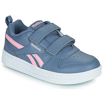 Scarpe Bambina Sneakers basse Reebok Classic REEBOK ROYAL PRIME Marine / Rosa