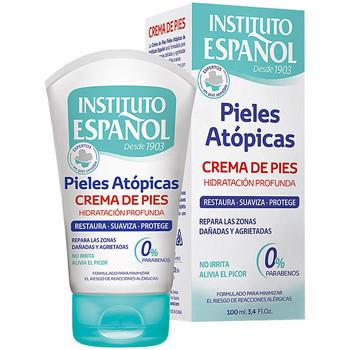 Bellezza Trattamento mani e piedi Instituto Español Piel Atópica Crema Hidratante Y Reparadora Pies
