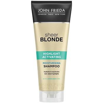Bellezza Shampoo John Frieda Sheer Blonde Champú Hidratante Cabellos Rubios