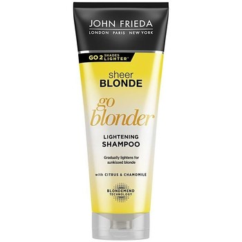 Bellezza Shampoo John Frieda Sheer Blonde Champú Aclarante Cabellos Rubios