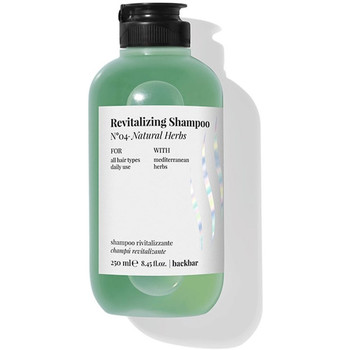 Bellezza Shampoo Farmavita Back Bar Revitalizing Shampoo Nº04-natural Herbs