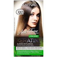 Bellezza Donna Accessori per capelli Kativa Keratin Anti-frizz Alisado Sin Plancha Extra Brillo  30 d