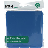 Accessori Maschera Inca Market Porta Mascarilla Ffp2 Quirúrgica/higiénica azul Mari