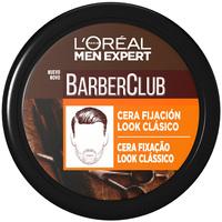 Bellezza Uomo Gel & Modellante per capelli L'oréal Men Expert Barber Club Cera Fijación Look Clásico L'Oreal Make
