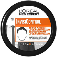 Bellezza Uomo Gel & Modellante per capelli L'oréal Men Expert Invisicontrol Crema Fijación Nº8  150