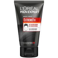 Bellezza Uomo Gel & Modellante per capelli L'oréal Men Expert Extremefix Gel Fijación Extremo Nº10